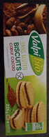 biscuits coeur cacao - Product - fr