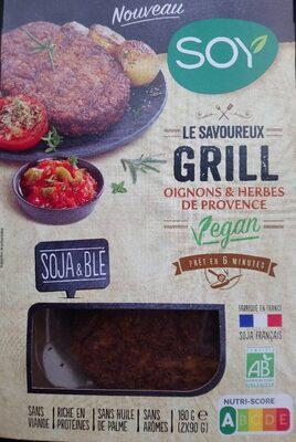 Le savoureux GRILL oignon et herbes de provence - Produkt - fr