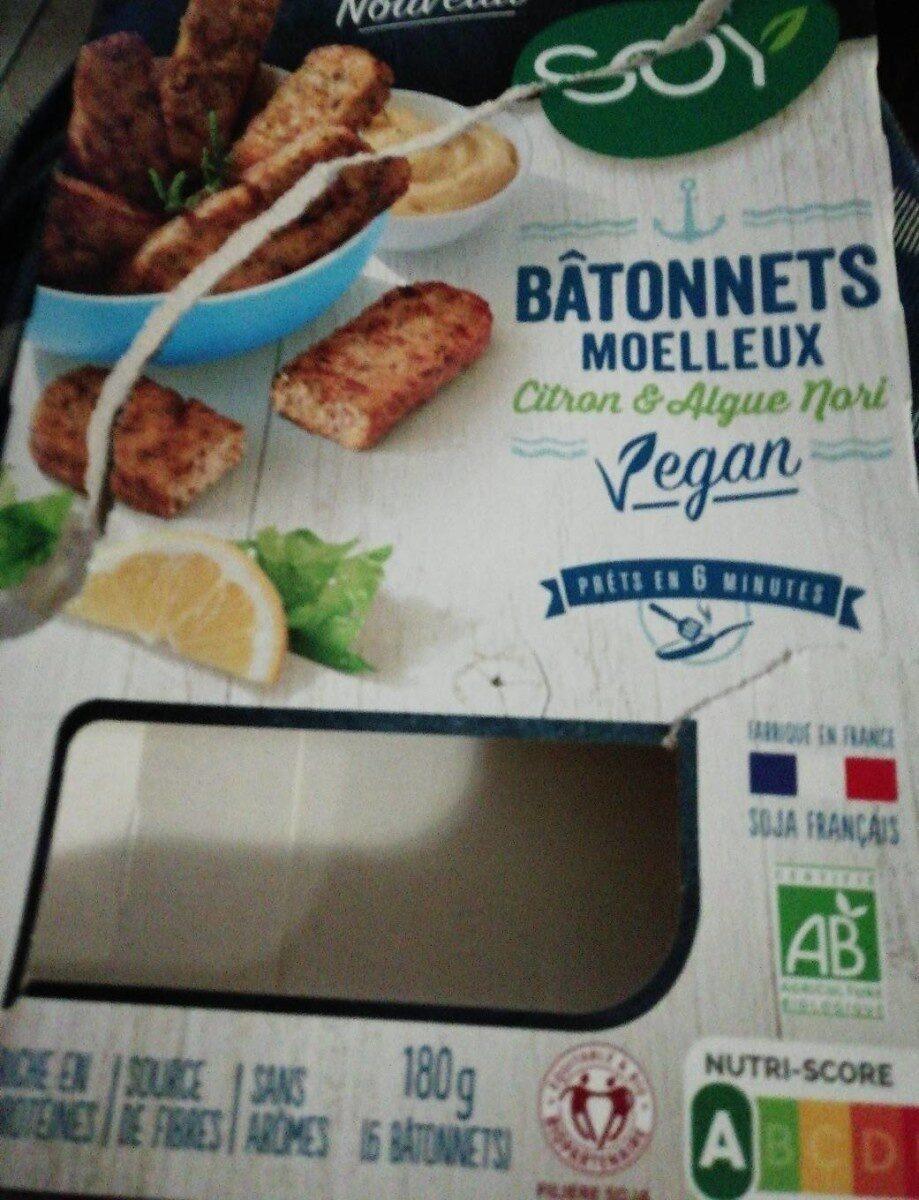 Bâtonnets moelleux - Produit - fr