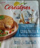 Palets céréaliers gorgonzola - Produit