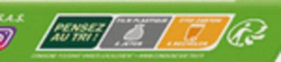 Galettes Boulghour & Sarrasin à l'Emmental - Instruction de recyclage et/ou information d'emballage - fr