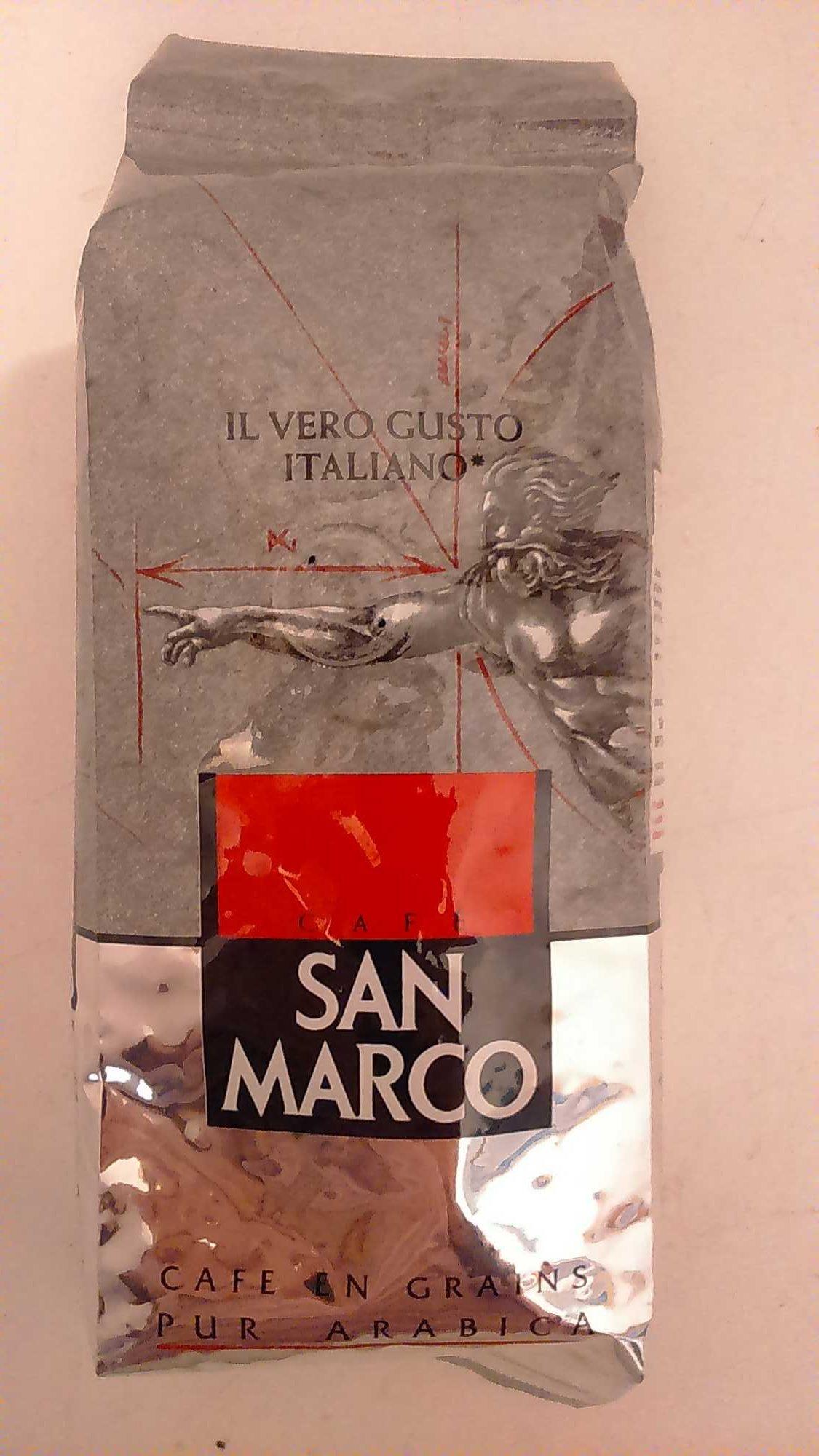 Café en grains pur arabica - Product