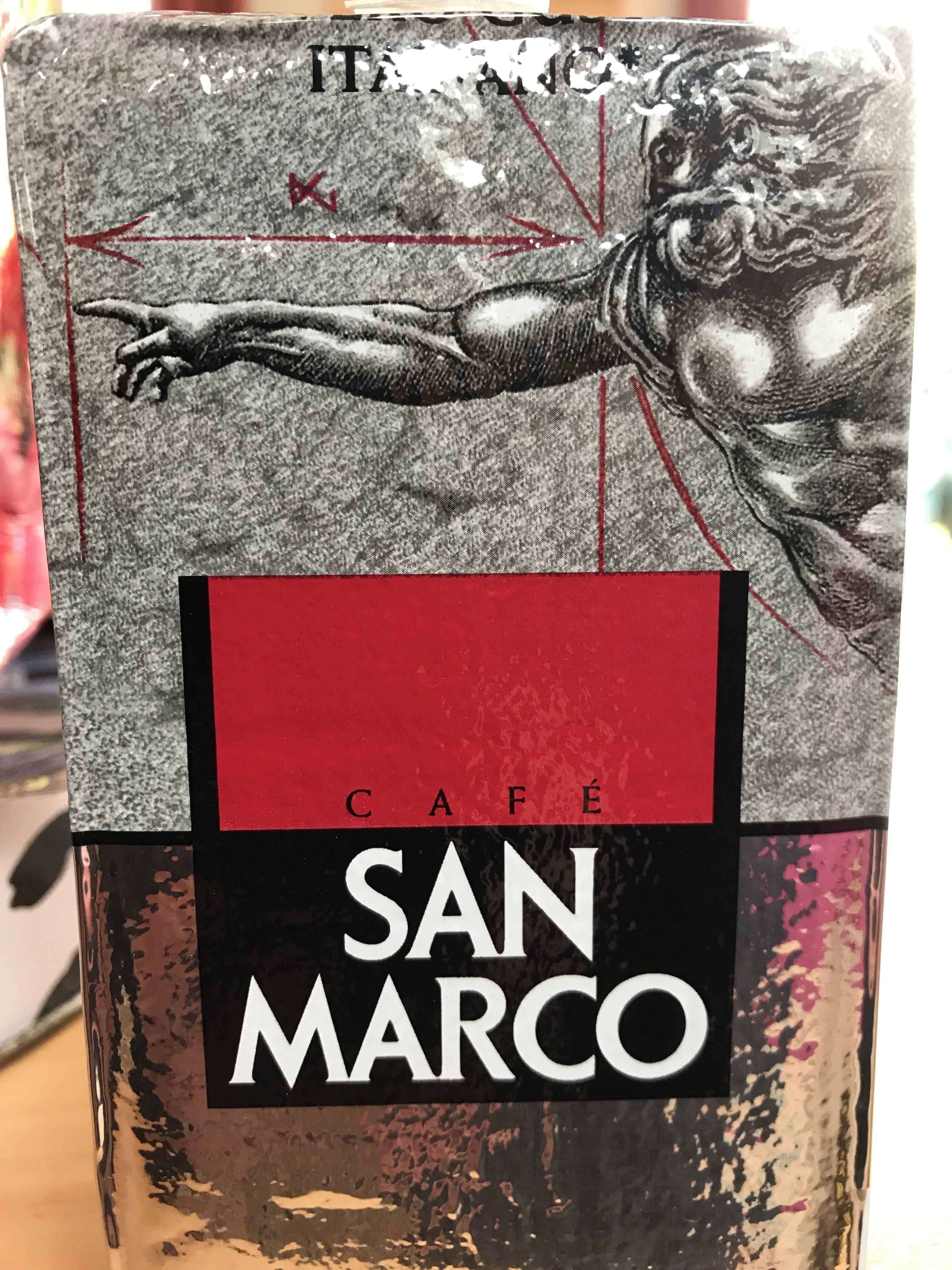 Café San Marco pur arabica - Product
