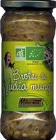 """Brotes de judía mungo en conserva ecológicas """"Minerve"""" - Product"""