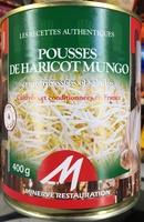 Pousses de Haricot Mungo pour fricassées et salades - Produit - fr