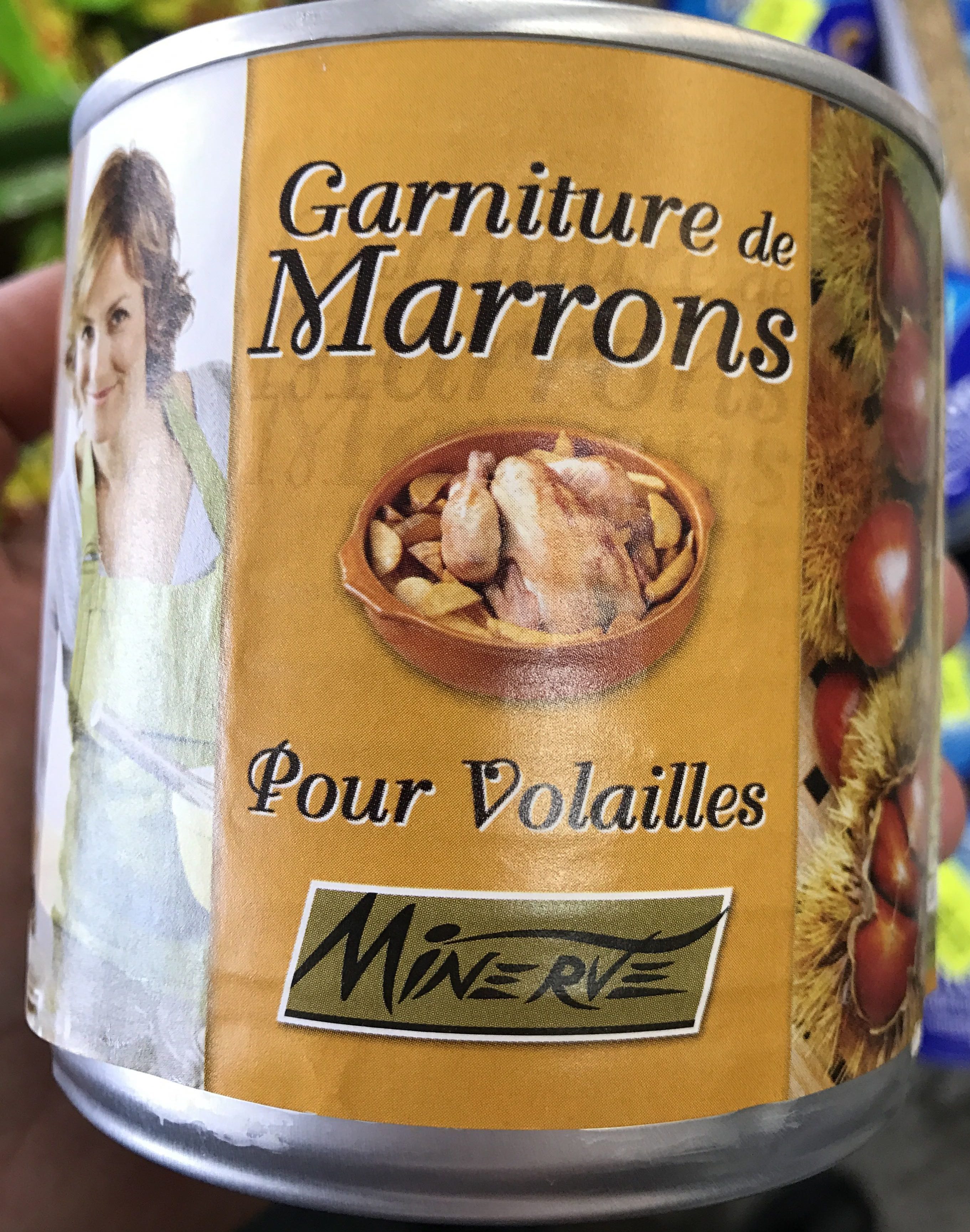 Garniture de Marrons pour Volailles - Product - fr
