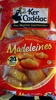 Madeleines Extra Moelleuses - Product