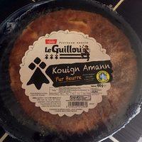 Kouign Amann LE GUILLOU - Produit - fr