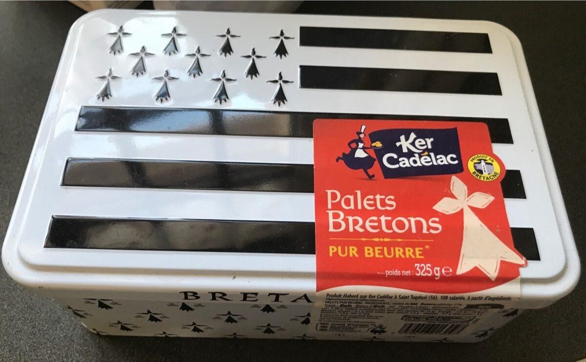 Palet bretons - Product - fr