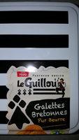 Galettes Bretonnes pur beurre - Produit
