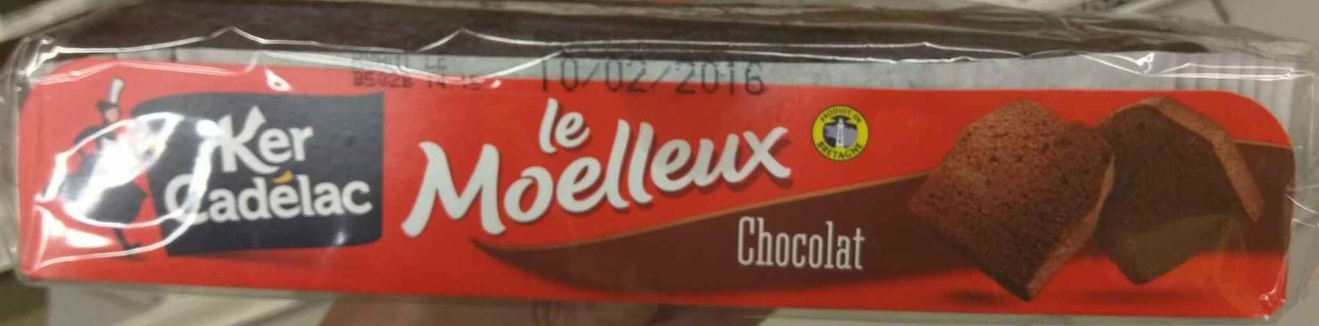 Le Moelleux Chocolat - Produit - fr