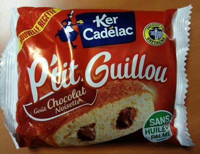 P'tit Guillou Cacao - Product - fr