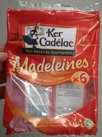 Madeleines Extra Moelleuses - Product - fr