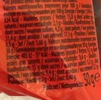 Le Mini Cake Cacao - Nutrition facts - fr