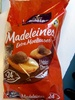 Madeleines Extra Moelleuses Marbrées Chocolat - Product