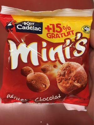 Mini's Pépites Chocolat - Produit - fr