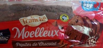 Moelleux Pépites de Chocolat - Produit - fr