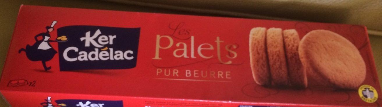 Les Palets Pur Beurre - Prodotto - fr