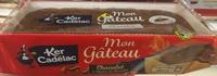 Mon Gâteau Chocolat & pépites de chocolat - Product - fr