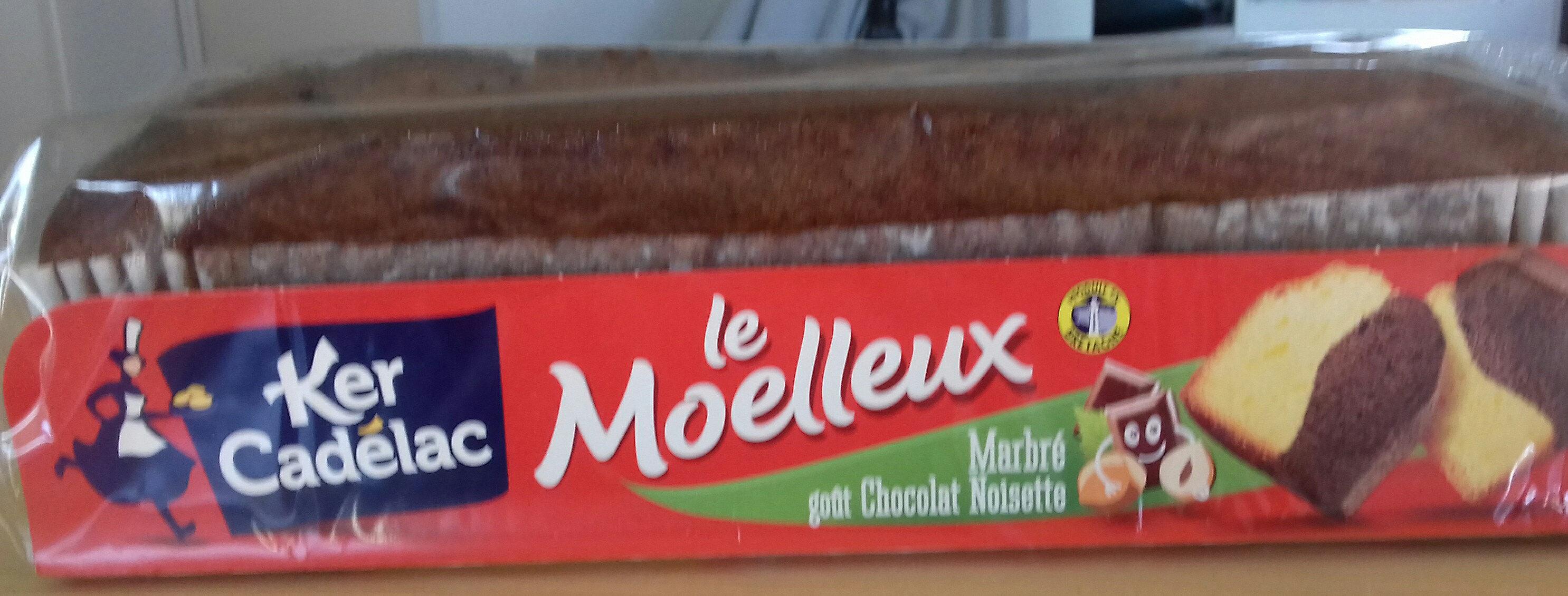 Le Moelleux Marbré Goût Choco-Noisette - Produit - fr