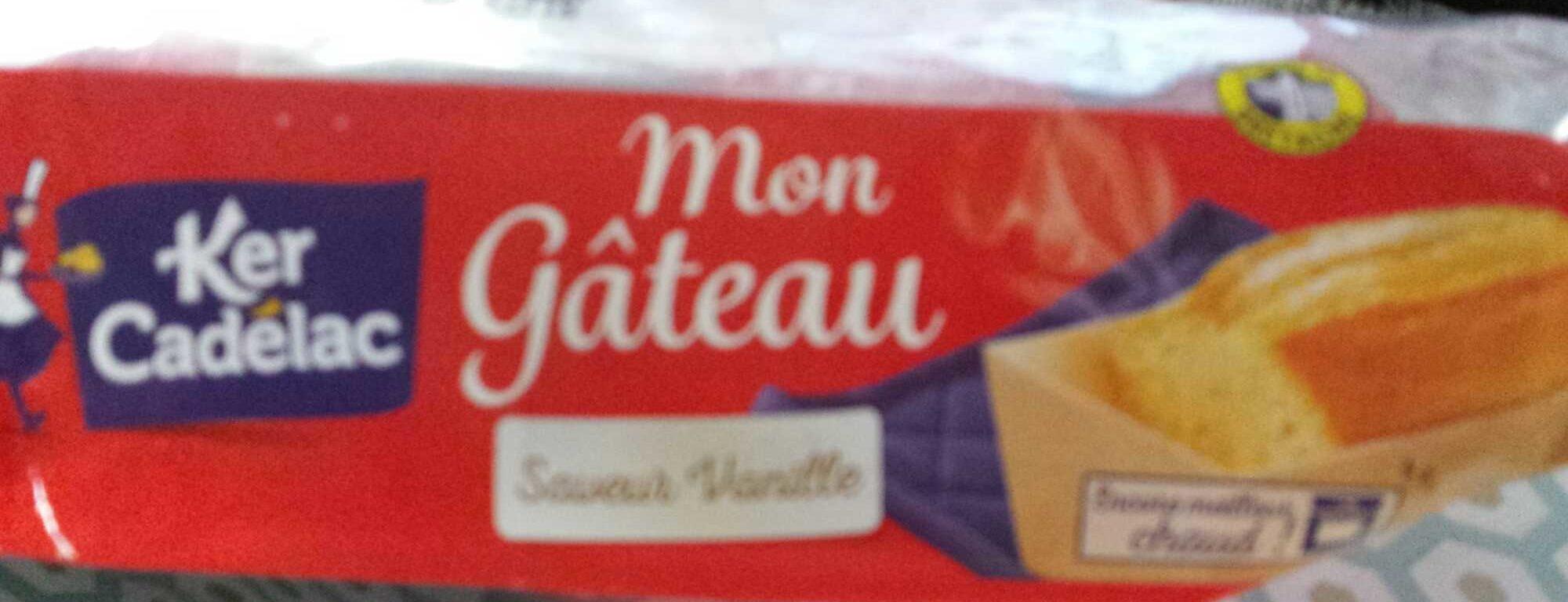Mon Gâteau Saveur Vanille - Produit - fr