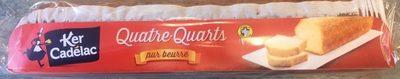 Quatre-Quarts Pur Beurre - Product - fr