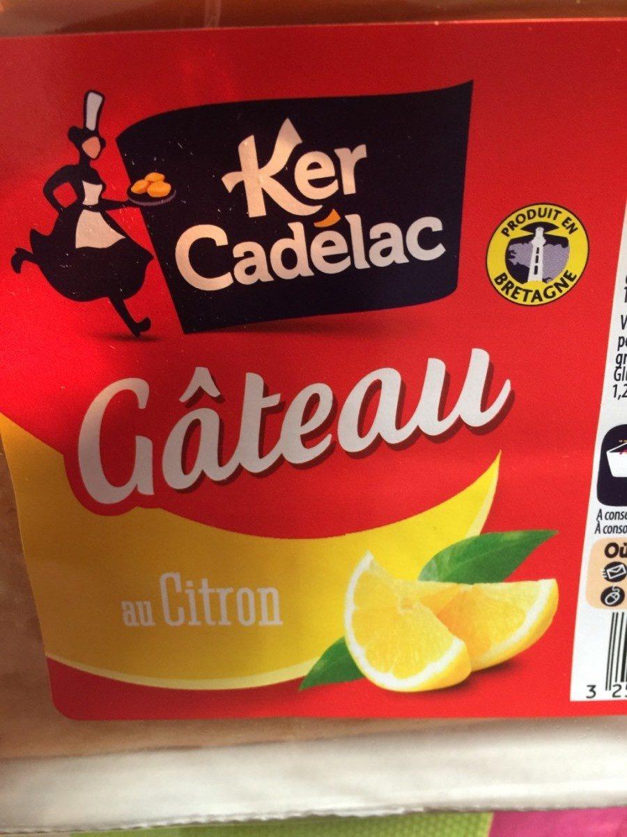 Gâteau au Citron - Product - fr