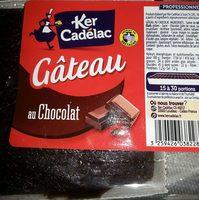 Gâteau au Chocolat - Produit - fr