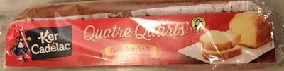 Quatre Quarts Pur Beurre - Produit - fr
