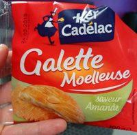 Galette moelleuse - Produkt