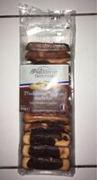Madeleines longues marbré - Product - fr