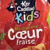 Madeleine coeur fraise - Product