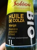 Huile de colza vierge - Product