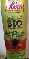 Huile d'olive vierge extra Bio - Produit - fr