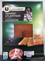 Saumon Atlantique fumé - Product