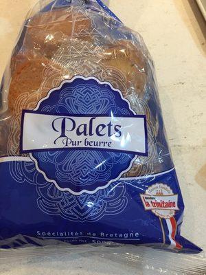 Palets pur beurre - Produit - fr
