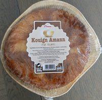 Kouign amann pur beurre - Produit