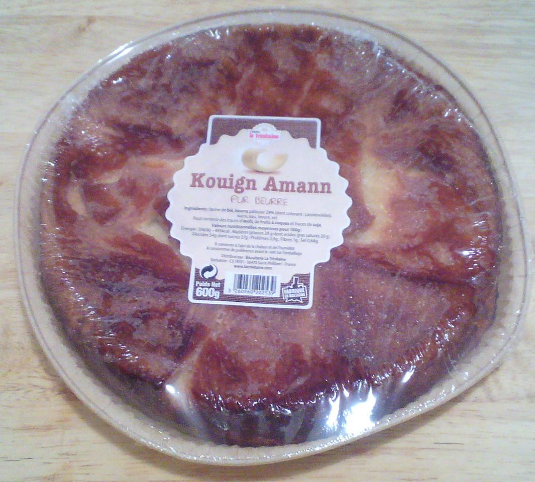 Kouign Amann - Product - fr