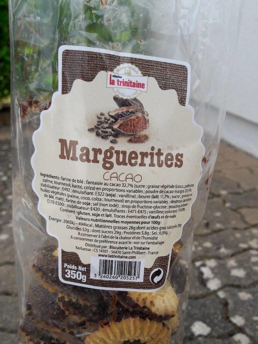 Marguerites cacao - Produit - fr