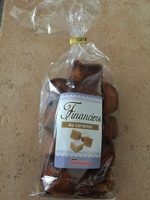 Financiers au caramel - Product - fr