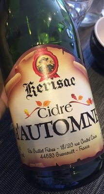 Cidre - Product