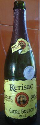 Cidre Breton - Product