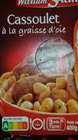 Les Cocottes Cassoulet à la Graisse d'Oie - Produit