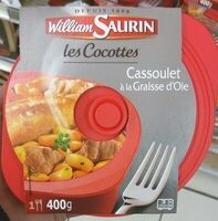 Les Cocottes Cassoulet à la Graisse d'Oie - Produit - fr