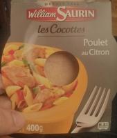 Les Cocottes Poulet au Citron - Product - fr