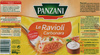 Le Ravioli Carbonara (Sauce crème & lardons) -