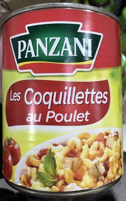 Coquillettes au poulet et sauce tomate - Product