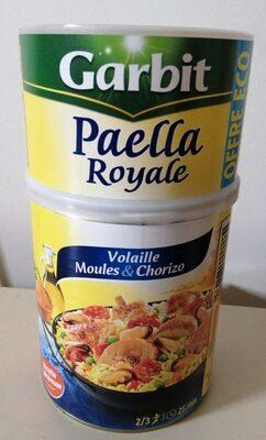 Paella royale - Produit - fr