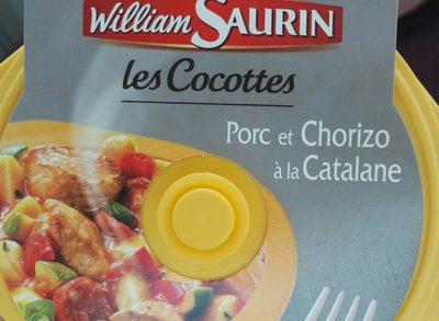 Les cocottes porc et chorizo à la catalane - Product - fr