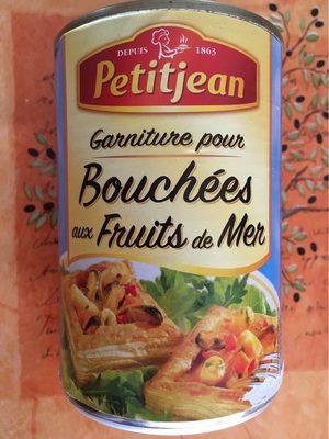 Garniture Pour Bouchées aux Fruits de Mer - Product